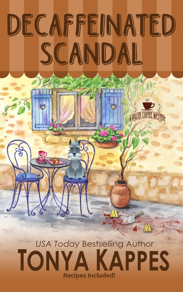 Decaffeinated Scandal Ebook