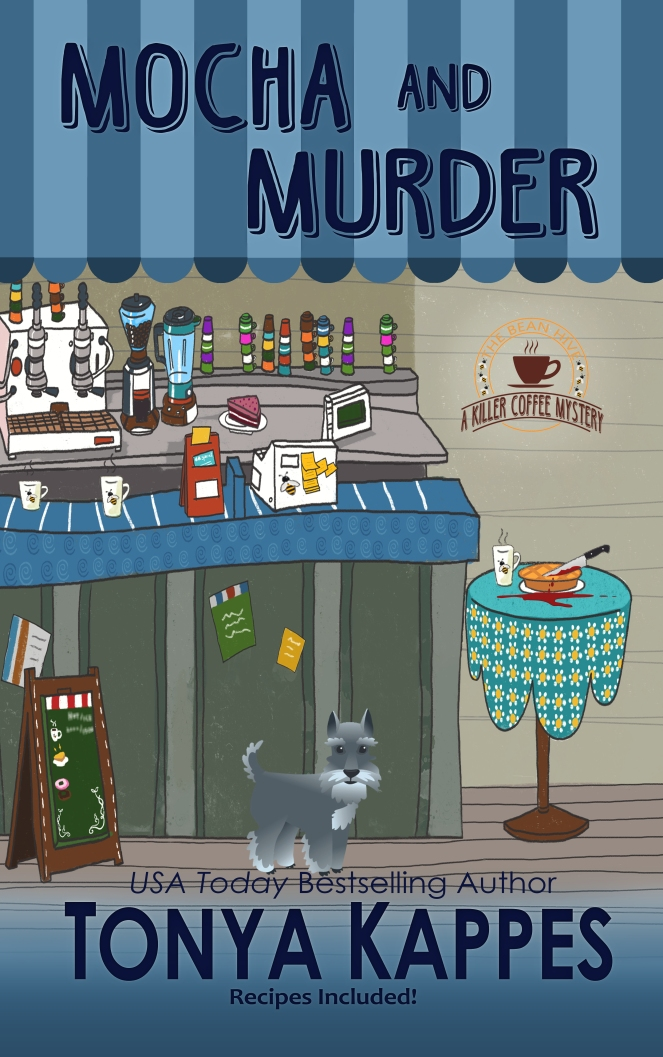 Mocha and Murder Ebook
